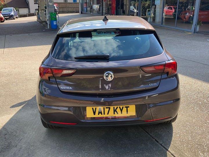 Vauxhall Astra 1.6 SRi Nav CDTi S/S 2017