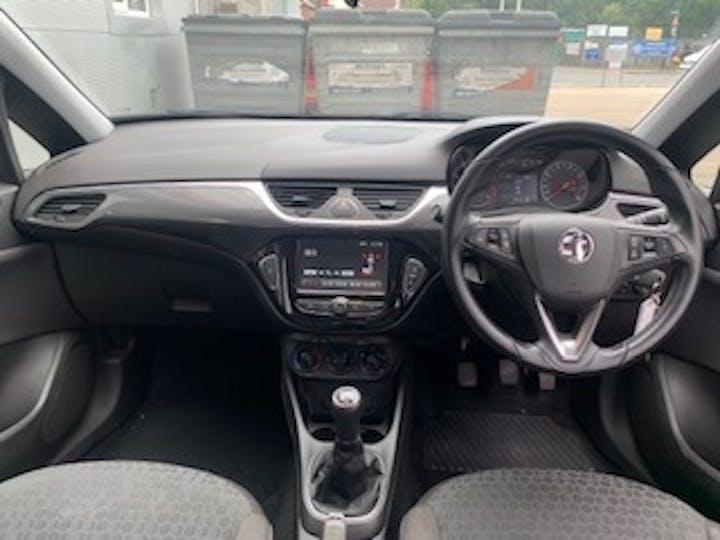 Grey Vauxhall Corsa 1.4 Design 2016