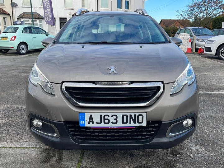 Peugeot 2008 1.4 HDi Active 2014