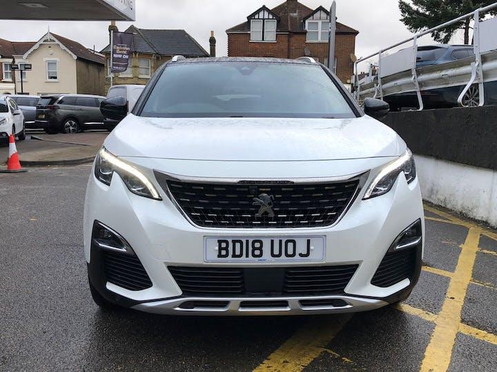 Peugeot 3008 1.2 S/S GT Line Premium 2018
