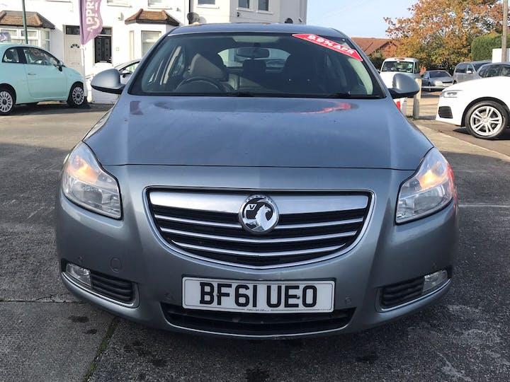 Vauxhall Insignia 2.0 Exclusiv Nav CDTi 2011