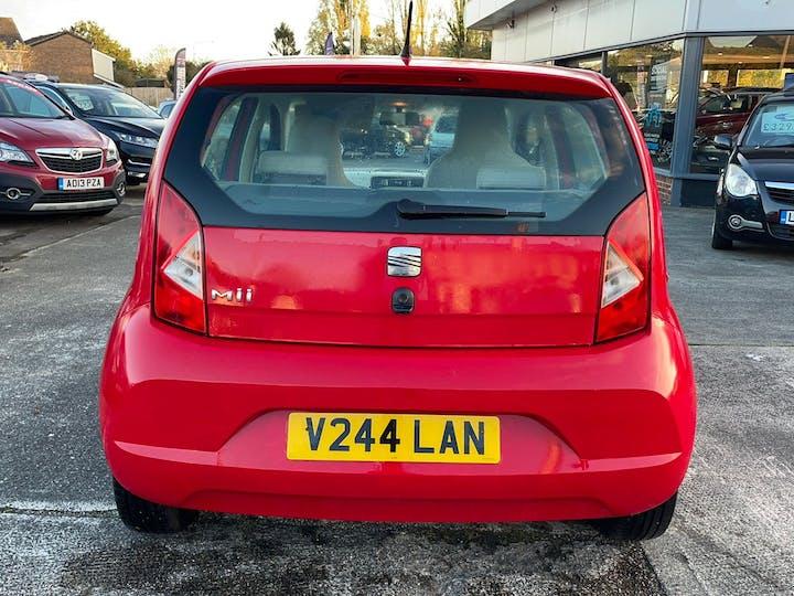 SEAT Mii 1.0 SE 2012