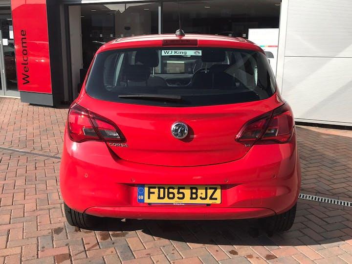 Vauxhall Corsa 1.4 SE 2015