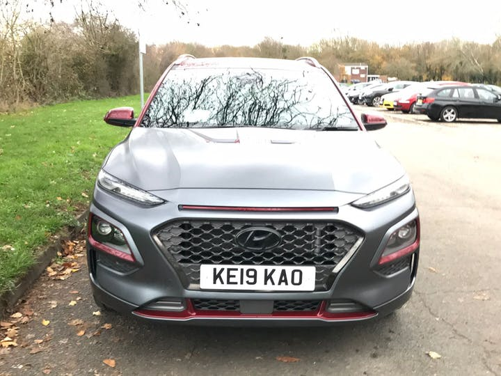 Hyundai Kona 1.6 Iron Man Edition 2019