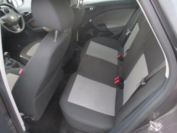 Grey SEAT Ibiza 1.4 Toca 2015