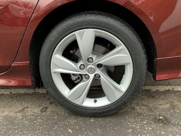 Red Vauxhall Insignia 1.5 Sports Tourer SRi Vx-line Nav 2018