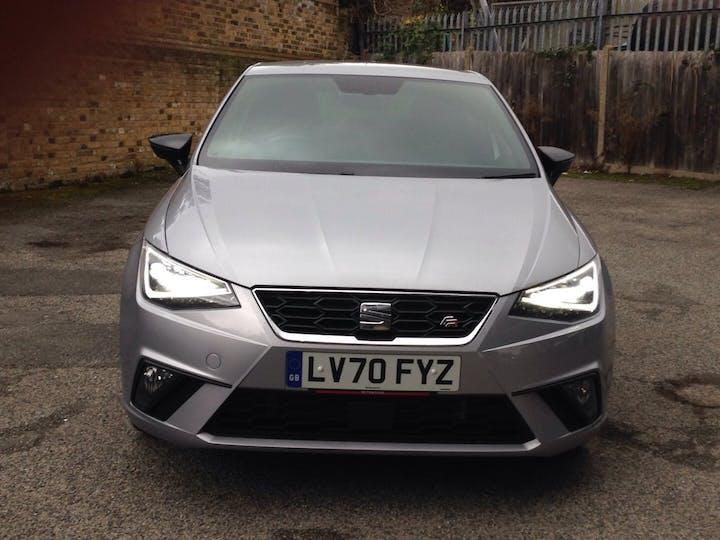 SEAT Ibiza 1.0 Mpi Fr 2020