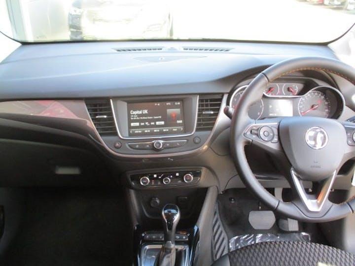 Grey Vauxhall Crossland X 1.2 Elite Ecotec S/S 2019