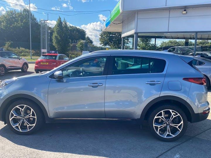 Kia Sportage 1.6 GT-line Isg 2019