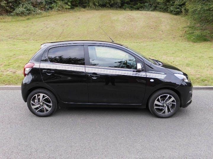 Black Peugeot 108 1.0 Collection 2019