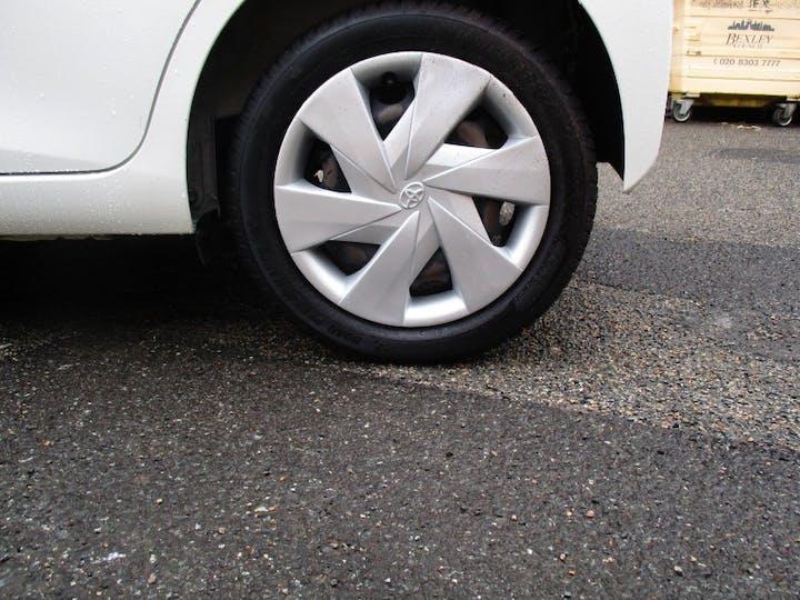 Toyota Aygo 1.0 VVT-i X-play 2014