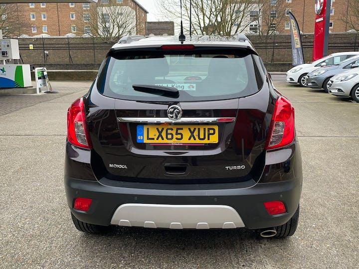 Vauxhall Mokka 1.4 Exclusiv S/S 2015