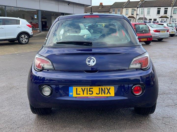 Vauxhall Adam 1.4 Jam 2015