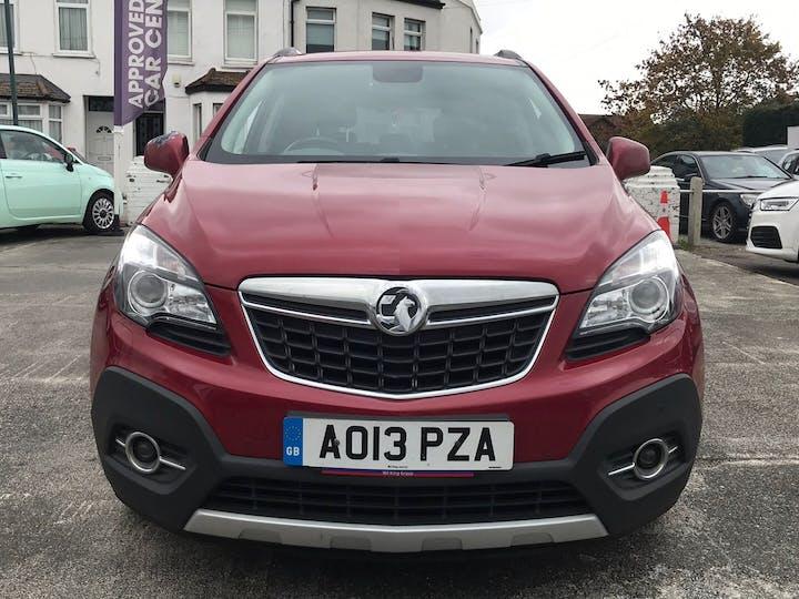 Vauxhall Mokka 1.7 SE CDTi S/S 2013
