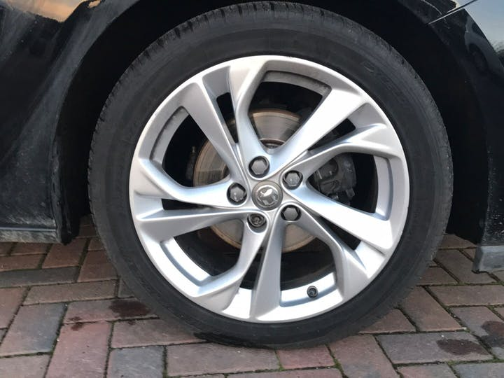 Vauxhall Astra 1.0 SRi Nav Ecoflex S/S 2017