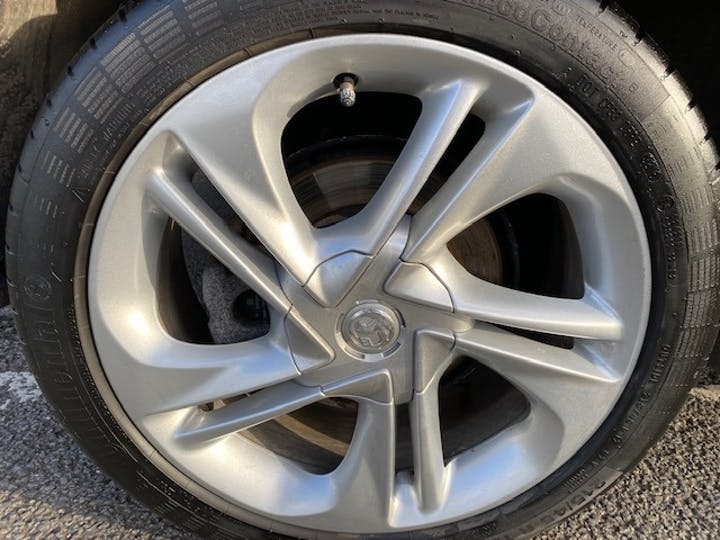 Grey Vauxhall Corsa 1.0 SRi Vx-line Ecoflex S/S 2016