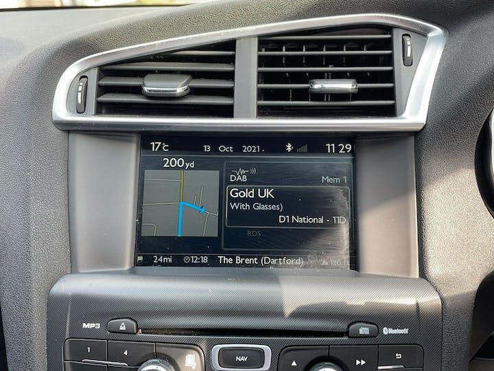 Citroen DS 4 1.6 E-hdi Dstyle 2015