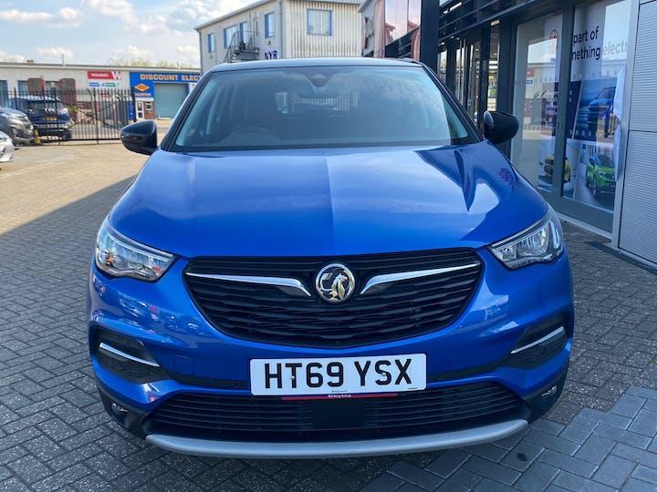 Vauxhall Grandland X 1.5 Sport Nav S/S 2020