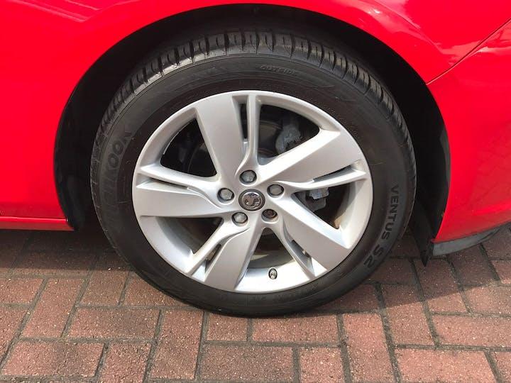 Vauxhall Astra 1.6 SRi 2014