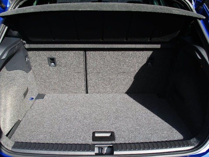 Blue SEAT Arona 1.0 TSI Fr DSG 2019