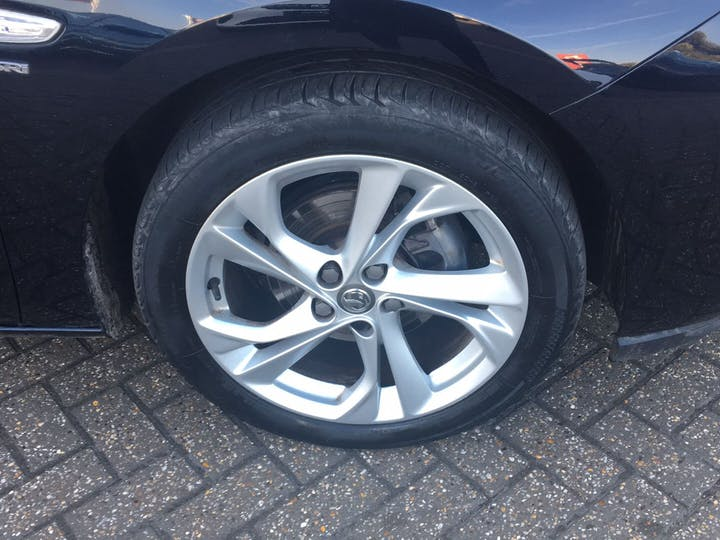 Vauxhall Astra 1.4 SRi 2018