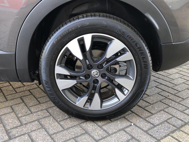 Grey Vauxhall Grandland X 1.5 Sport Nav S/S 2020