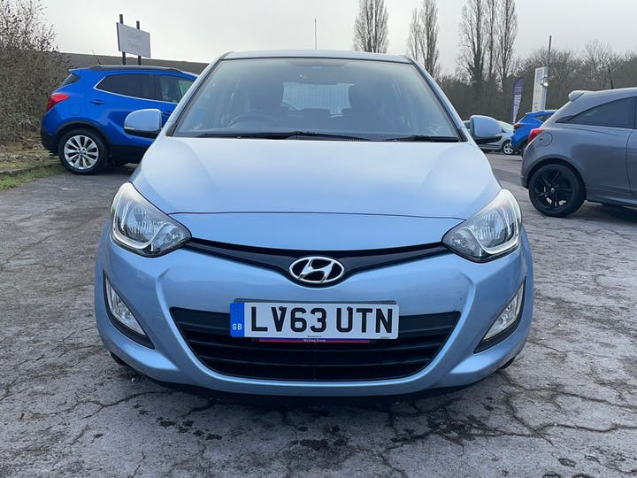 Hyundai I20 1.2 Active 2014