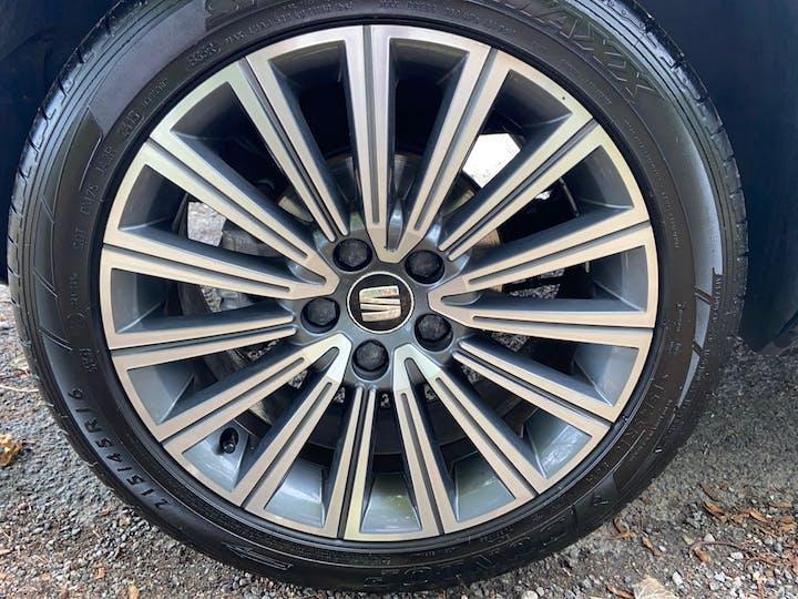 SEAT Ibiza 1.2 TSI Connect 2015