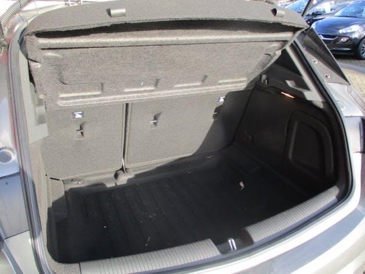 Grey Vauxhall Astra 1.4 SRi S/S 2019