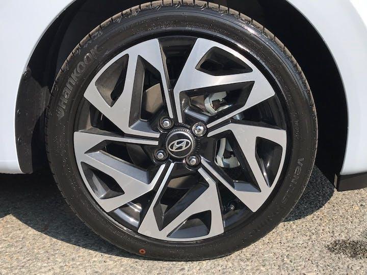 Hyundai i10 1.0 T-gdi N Line 2020