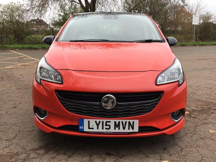 Vauxhall Corsa 1.0 Limited Edition Ecoflex S/S 2015