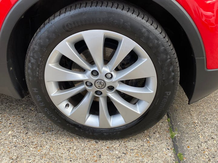 Vauxhall Mokka X 1.4 Elite Ecotec S/S 2018