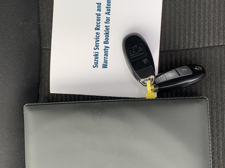 Grey Suzuki Sx4 S-cross 1.0 Sz-t Boosterjet 2019