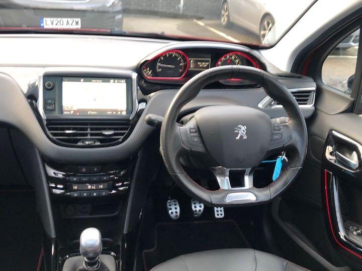 Peugeot 2008 1.2 S/S GT Line 2018