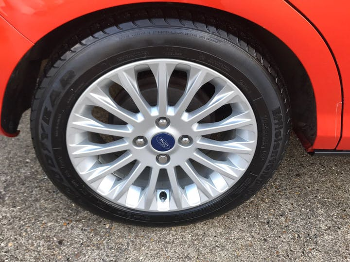 Ford B-max 1.6 Titanium TDCi 2013