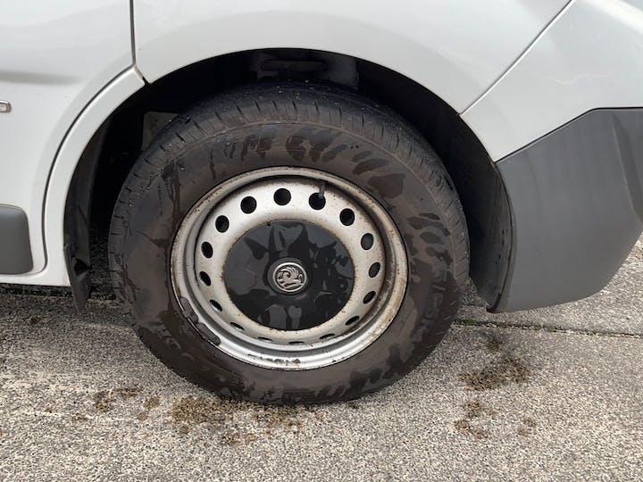 Vauxhall Vivaro 2.0 Combi CDTi 2014