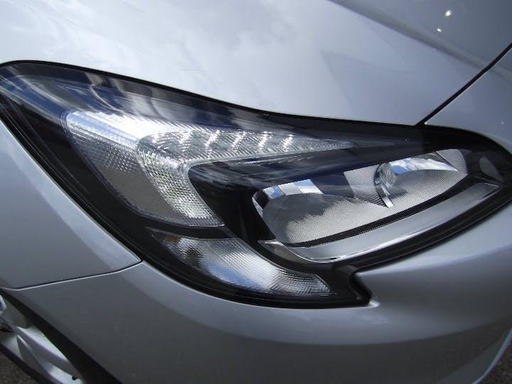 Silver Vauxhall Corsa 1.4 SRi Ecoflex 2017