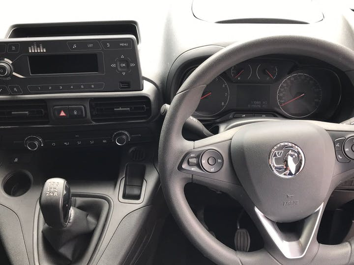 Vauxhall Combo 1.5 L1h1 2000 Sportive S/S 2019