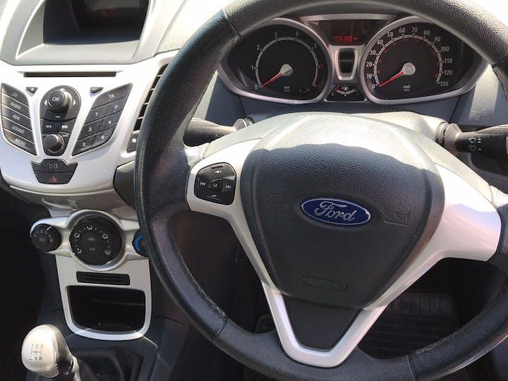 Ford Fiesta 1.4 Zetec 16V 2009