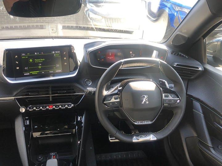 Peugeot 208 1.2 Puretech GT Line S/S 2020
