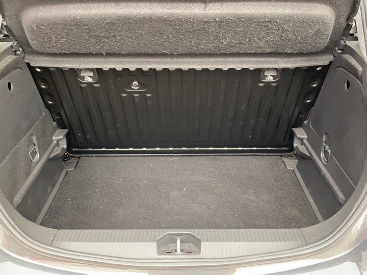 Grey Vauxhall Corsa 1.4 Sting Ecoflex 2016