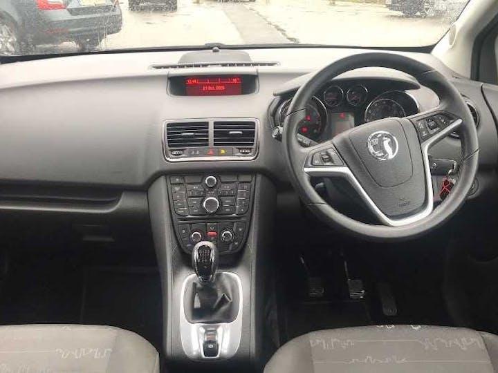 Vauxhall Meriva 1.4 Life 2017