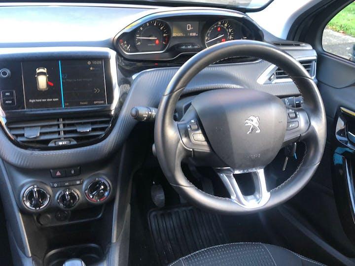 Peugeot 208 1.2 Puretech Allure 2017