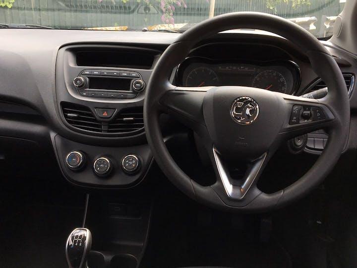 Red Vauxhall Viva 1.0 SE Ac 2018