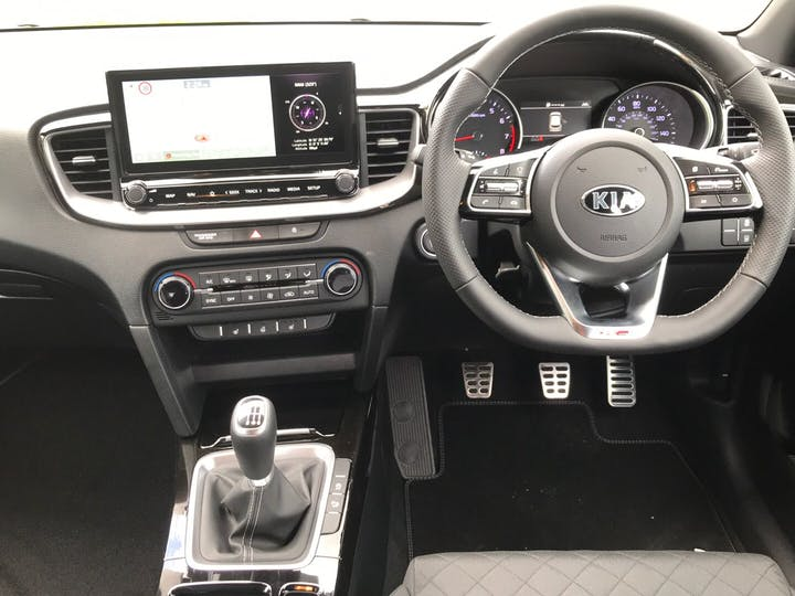 Kia Proceed 1.5 GT-line Isg 2021