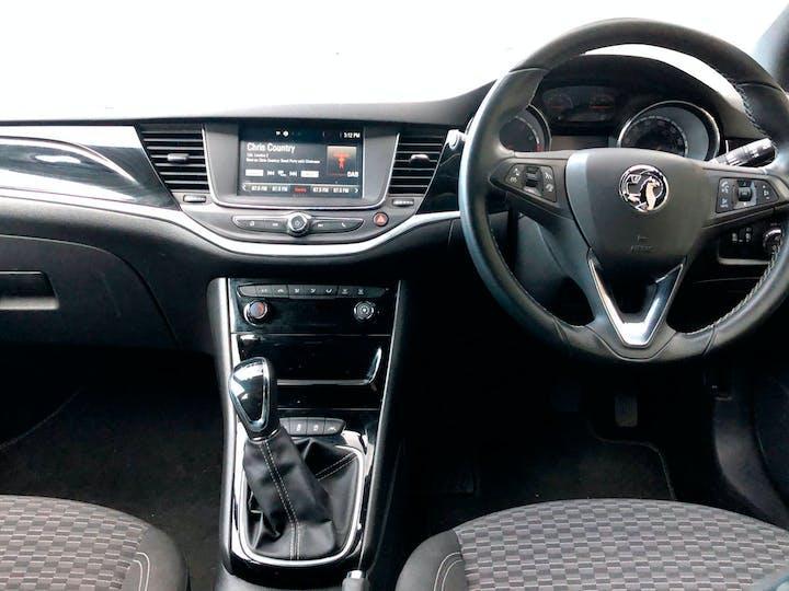 Red Vauxhall Astra 1.0 SRi Ecoflex S/S 2016