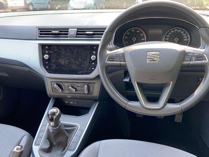 Black SEAT Arona 1.0 TSI SE Technology 2018