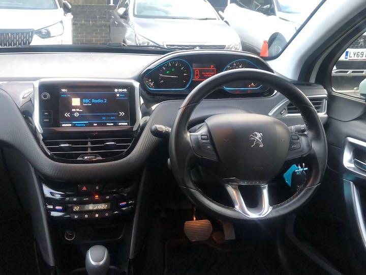 Peugeot 2008 1.2 Puretech S/S Allure 2017